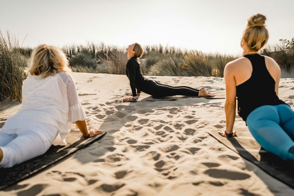 Yoga auf Borkum | Borkum Yoga